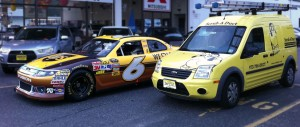 "Nascar Vs. The ""Duck"" Truck"